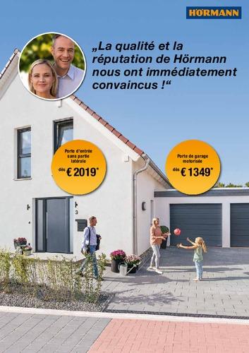 promotion HÖRMANN EUROPA